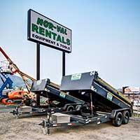 Equipment rentals in Vernon, Armstrong, & Lake Country BC