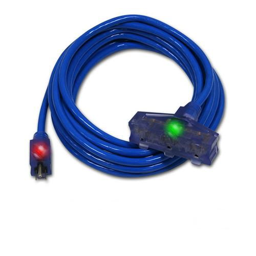 Where to find EXT. CORD,  50  10 3 -BLUE TRIPLE in Vernon