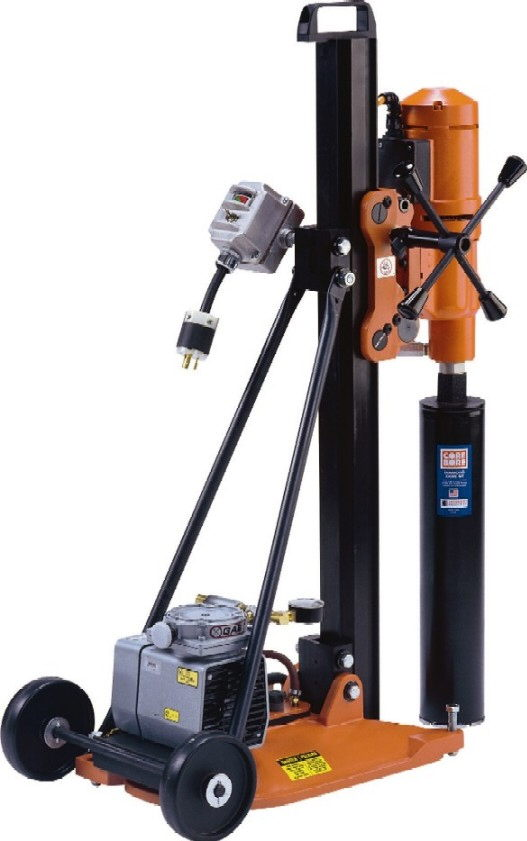 Where to find CORING MACHINE, LARGE in Vernon