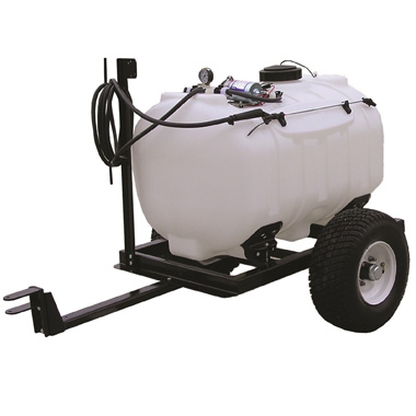 Where to find SPRAYER, 9 GALLON TOWABLE in Vernon