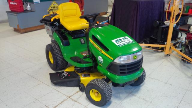 Where to find LAWN MOWER, RIDE-ON in Vernon