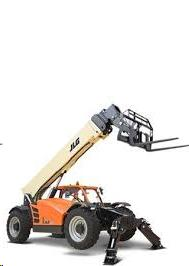 Where to find TELEHANDLER, 10,000 LBS c w OUTRIGGERS in Vernon