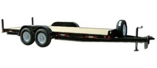 Where to find TRAILER, 14,000LBS FLATDECK in Vernon