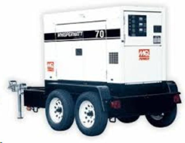 Where to find 125 KVA GENERATOR in Vernon