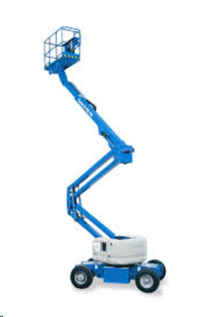 Where to find 45  ELECTRIC ARTICULATING BOOM LIFT in Vernon