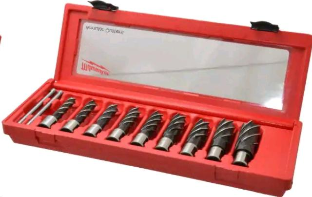 Where to find MAGNETIC DRILL ANNULAR BIT SET in Vernon
