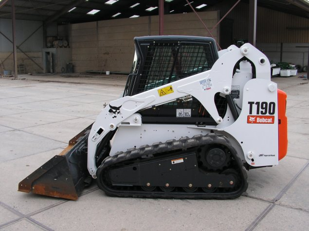Where to find 56  TRACKED SKID-STEER, 1400 LB LIFT in Vernon
