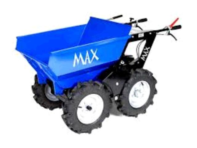 Where to find POWER WHEEL BARROW in Vernon