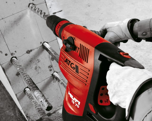 Where to find HAMMER DRILL, SDS MAX in Vernon