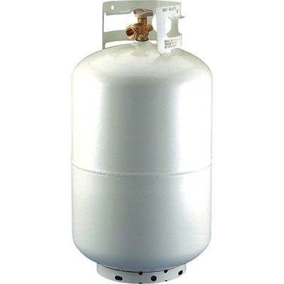 Where to find PROPANE BOTTLE, 30 LBS in Vernon