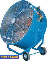 Where to find FAN,14000 CFM AIR MOVERS in Vernon
