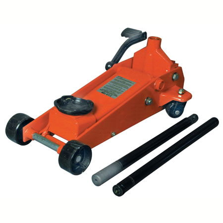 Where to find FLOOR JACK, 2T HYDRAULIC in Vernon