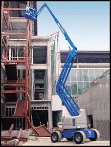 Where to find 60  4X4 ARTICULATING BOOM LIFT in Vernon