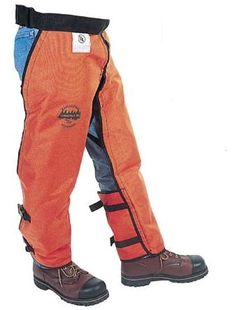Where to find SAW, CHAINSAW CHAPS in Vernon