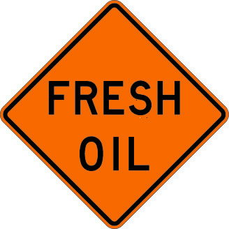Where to find SIGN, FRESH OIL in Vernon