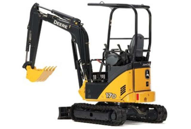 Where to find EXCAVATOR,  7.5  DEPTH  17D in Vernon