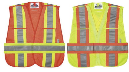 Where to find SAFETY VESTS in Vernon