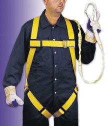 Where to find SAFETY HARNESS in Vernon